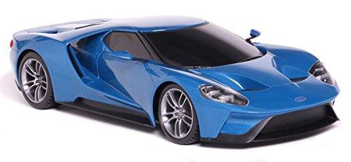 Maisto Tech R/C Ford GT (RTR): Ferngesteuertes Rennauto mit bis zu 11.5 km/h, Steuerungsbe Preisvergleich