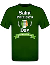 Saint Patrick's Day Drinking Team T-Shirt by Shirtcity