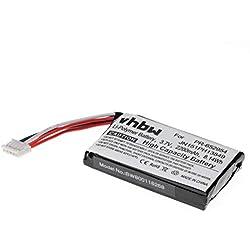 vhbw Li-Polymère Batterie 2200mAh (3.7V) pour Haut-parleurs Enceintes JBL Flip 2, Flip II