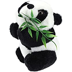 Tongshi Regalo de Navidad del cabrito del bebé suave lindo rellenas Panda suave Animal muñeca de juguete