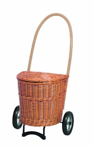 Andersen Korb Shopper Natura Creme Einkaufstrolley
