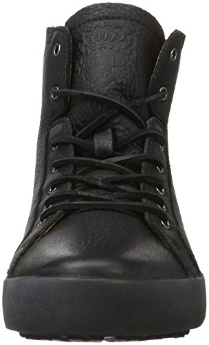 Blackstone Herren Im16 High-top Schwarz (nero)