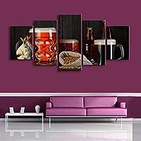 Des impressions photo de haute qualité sont imprimées sur de la toile et présentent des couleurs vives sur une toile épaisse de haute qualité, créant ainsi l'aspect et la convivialité de chefs-d'œuvre naturels et originaux. Les peintures murales et l...