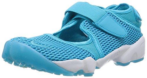 Nike Damen Wmns Air Rift BR Turnschuhe, Azul (Gamma Blue/Blue Lagoon-White), 39 EU (Schwarz Blau Und Max Air 95)