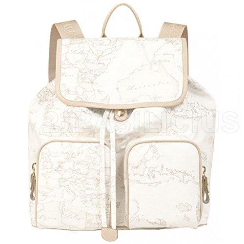 Alviero Martini backpack Geo white