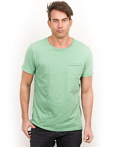 Scotch & Soda Herren T-Shirt grün Grün