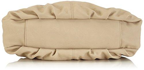 Tamaris GRACE 1580151 Damen Schultertaschen 42x10x24 cm (B x H x T) Beige (Sand)