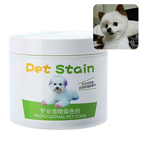 Livecity Haarfärbemittel für Haustiere, 100 ml, Creme