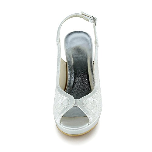 Minitoo , Sandales pour femme white-10cm Heel