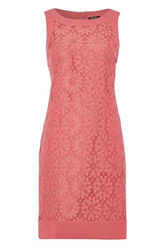 Roman Originals Women's Sleeveless Lace Dress