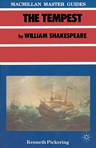Shakespeare: The Tempest (Macmillan Master Guides)