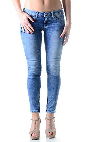 Pepe Jeans CHER PL200969I338 000 jeans blu denim