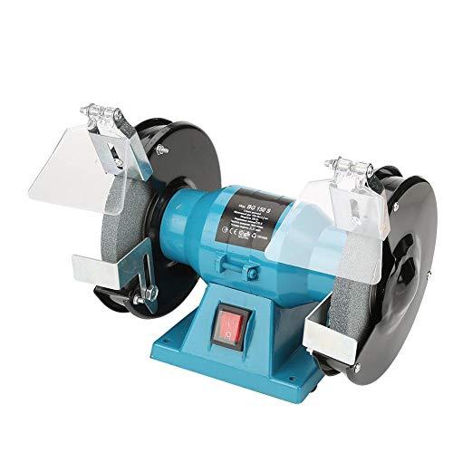 Zerone Esmeriladora de Banco Eléctrico 220V de la máquina-herramienta de la UE 250 W Muela Doble