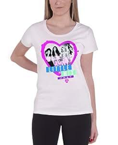 Little Mix Spraycan Officials Womens T Shirt