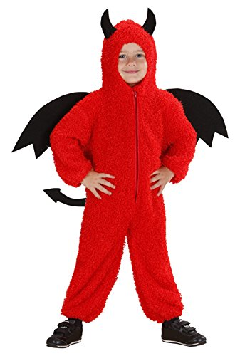 Halloweenkostüm - Kostümanzug - Overall - Teufelskostüm