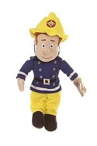Fireman Sam peluche oficial con etiquetas 15inch cuando pie aprox.