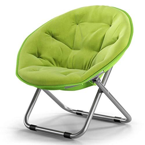 Lil Großer Erwachsener Mond-Stuhl Sun-Stuhl-fauler Stuhl-Radar-Stuhl Recliner-Klappstuhl-runder...