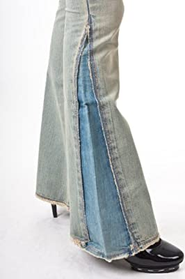 Killah by Miss Sixty jeans light blue fringed Apple