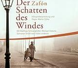 Der Schatten des Windes. 2 CDs. Hörspielbearbeitung von Martin Zylka. Audio-CD. Mit Matthias Schweighöfer, Michael Habeck, Sy