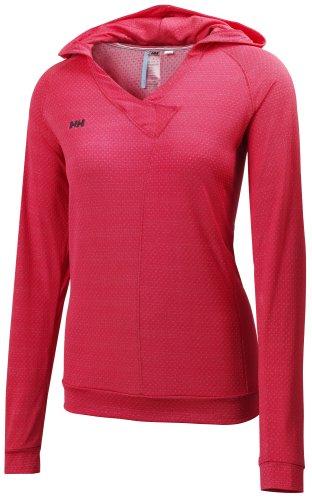 Helly Hansen Damen HH Cool Pullover Dahlia Red