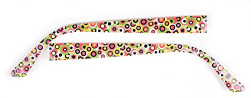 Eye Max Brillenbügel 5868 01 Kreisel 70er grün