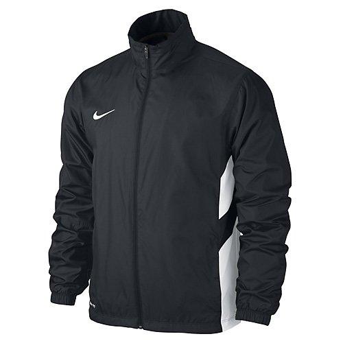 Nike Giacca academy14SDLN Woven, Bambini, Jacke Sideline Woven Academy 14, nero / bianco, L