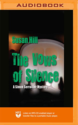 The Vows of Silence (The Simon Serrailler Mysteries)