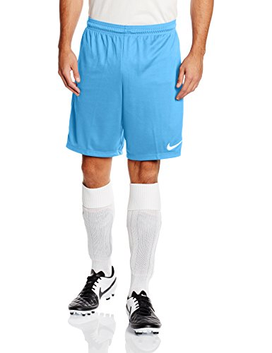 Nike Herren Park II Knit Shorts mit Innenslip Trainingsshorts, University Blue/White, M