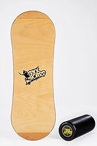 Trickboard Classic Chicka Balance Board für Gleichgewichtstraining von Trickboard