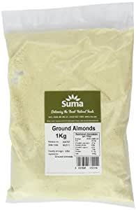 Suma Ground Almonds 1 kg