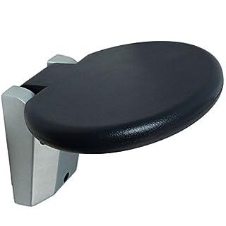 Di Vapor (R) rund klappbar Wand montiert Dusche Gehäuse Sitz–30cm–disabilit