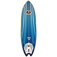 Tabla De Surf Softboard CBC FIsh 6´02´´