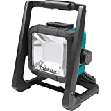 MAKITA DEADML805 Luces de Trabajo (LED, Negro, Turquesa, Color Blanco), 230 V