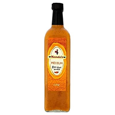 Nando's Medium Peri-Peri Sauce, 1L by Nando's
