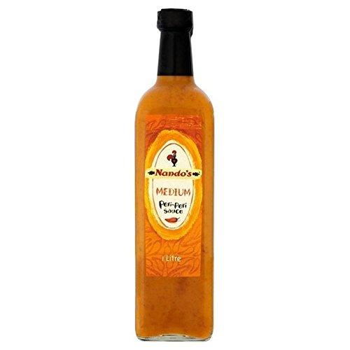 1L Sauce Moyennes Péri-Péri Nando