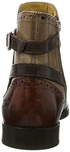Melvin & Hamilton Damen Amelie 11 Stiefel Mehrfarbig (Classic Mink, Tobacco, Rope, Woody/ Strap Chestnut, Ls Brw)