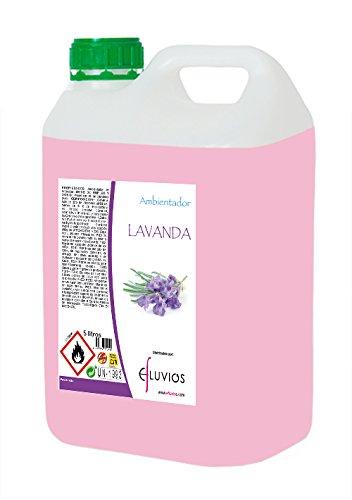 Ambientador de Alto Rendimiento -Aroma: Lavanda - 5 Litros