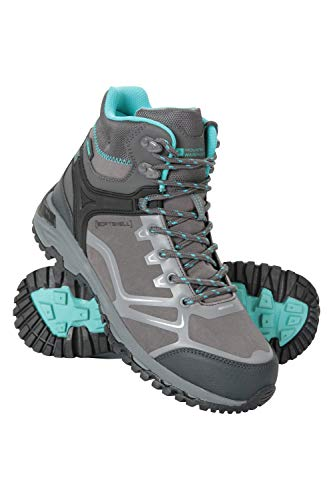 Mountain Warehouse Odyssey Womens Shell Boot -Waterproof Walking Shoe