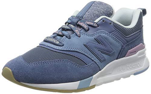New Balance 997h, Zapatillas para Mujer, Azul (Blue Blue), 39 EU