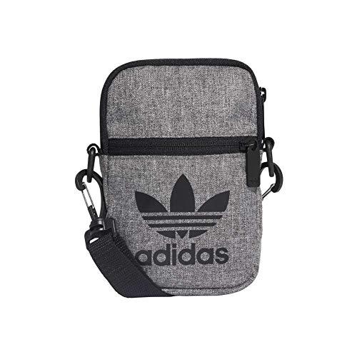 adidas Festival Herren Cross Body Bag Grau (Bag Body Handtasche)