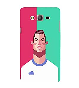 PrintVisa Sports America Player 3D Hard Polycarbonate Designer Back Case Cover for Samsung Galaxy On7 G600FY :: Samsung Galaxy Wide G600S