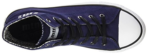 MTNG Attitude Lona Chico, Chaussures de sport homme Bleu