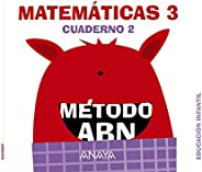 Matemáticas ABN. Nivel 3. Cuaderno 2. (Método ABN)
