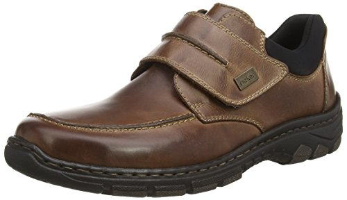 Rieker Rieker 19952-27, Mocassins homme Marron (Brown)