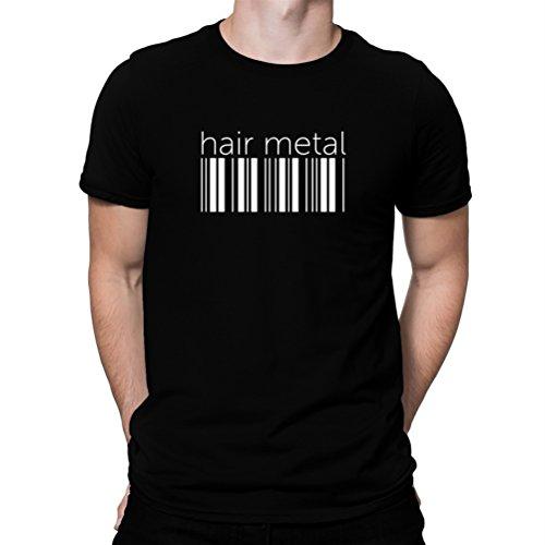 Maglietta Hair Metal barcode