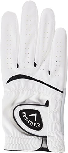 Callaway Weather Span - Golf Glove Size: for Left Hand - M