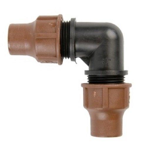 RAIN BIRD verrouiller Quick feuille / angle 90° - 16 mm x 16 mm (Compression, raccords tubulaires, Hélice)