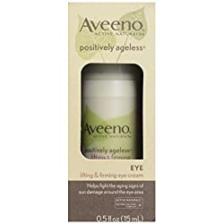 Aveeno Positively Ageless Lifting & Firming Eye Cream, 0.5 oz