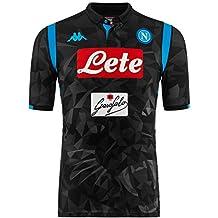 e84d3d784af7e SSC Napoli Camiseta de juego visitante negro fantasía