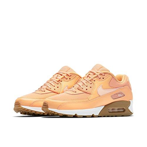 Nike Schuhe Air Max 90 Damen Coral